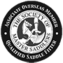 The Society of Master Saddlers - Qualified Saddle Fitter - Associate Overseas Member - The Saddle Doctor - Lesley McGill